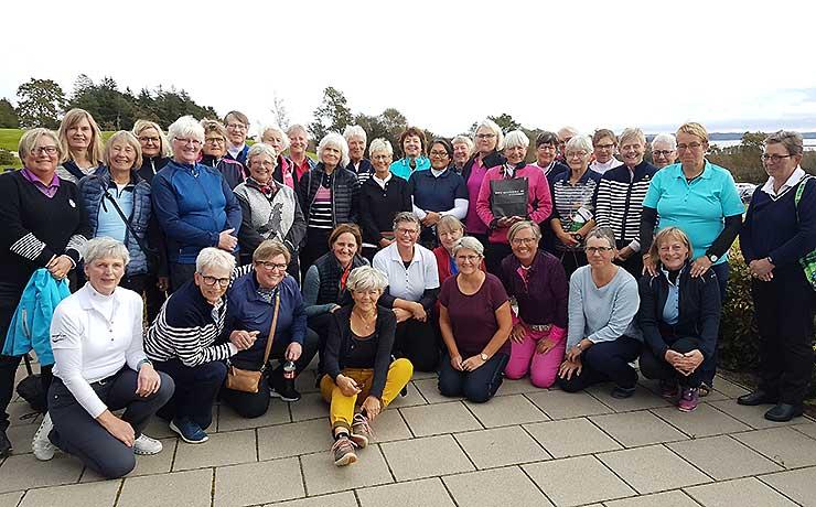 Løvfaldsmatch i Sebber Kloster Golf Klub