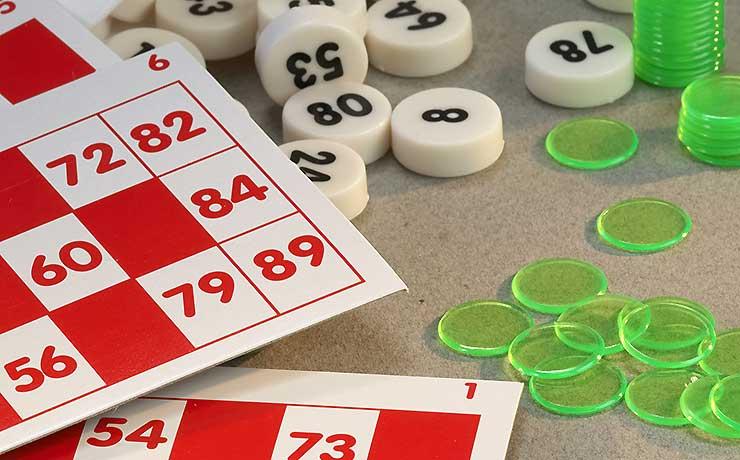 Bingospil bag misbrugs foredrag for unge