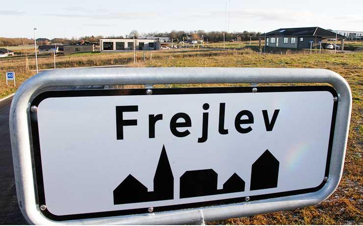Store ambitioner for øget boligudvikling i Frejlev