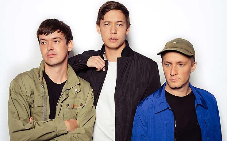 Indie-pop trioen Jung debuterer på Nibe Festival 2020!