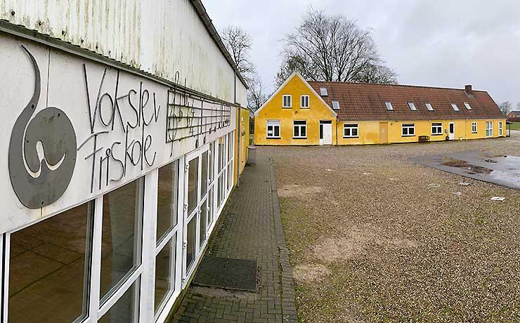Lukket friskole kan bliveet lokalt kraftcenter