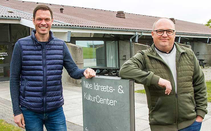 Morten Dahl Johansen ny centerleder i Nibe Idræts & KulturCenter