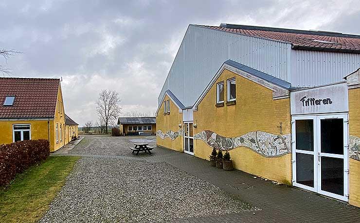 Friskole-bygninger i Vokslev – måske på lokale hænder?