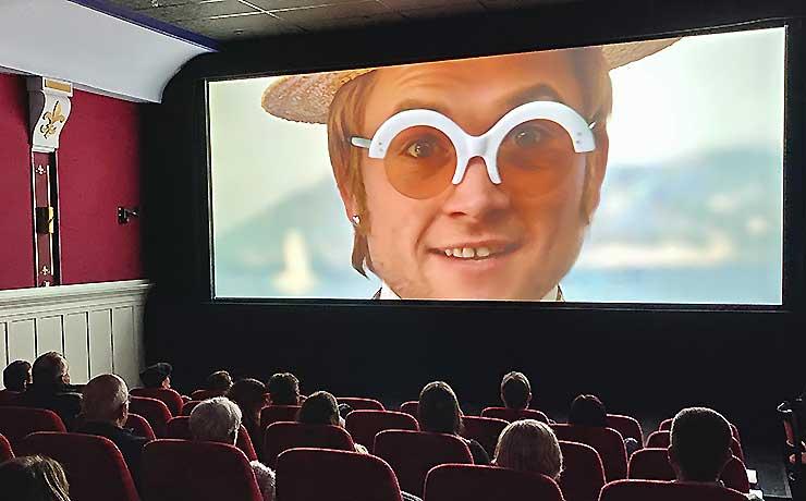 Kino Nibe holdt festival med fuld musik!