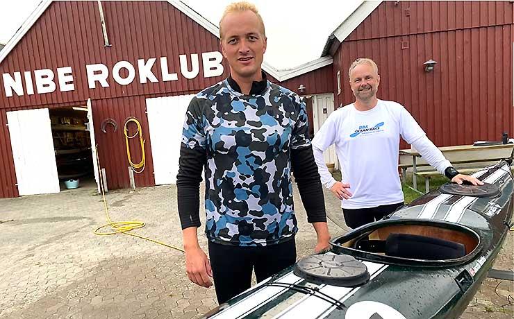 Nibe Roklubs danske mester vil gentage triumf!