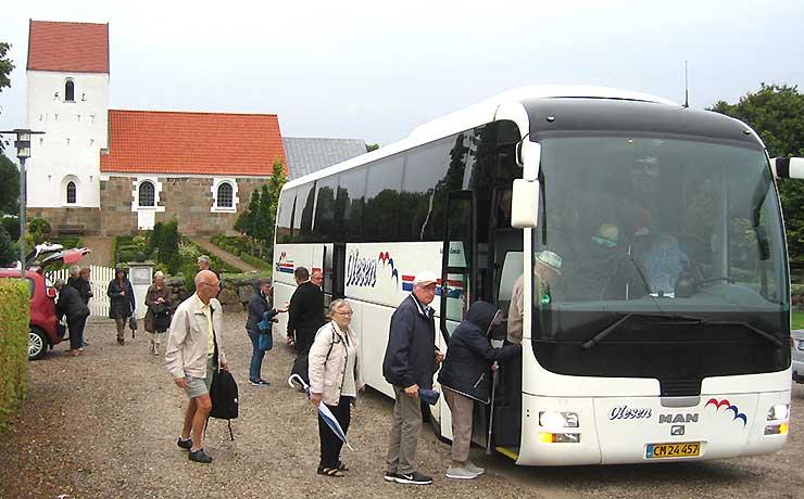 Sønderholm-Frejlev seniorer og bowlingklubi Nationalpark Thy