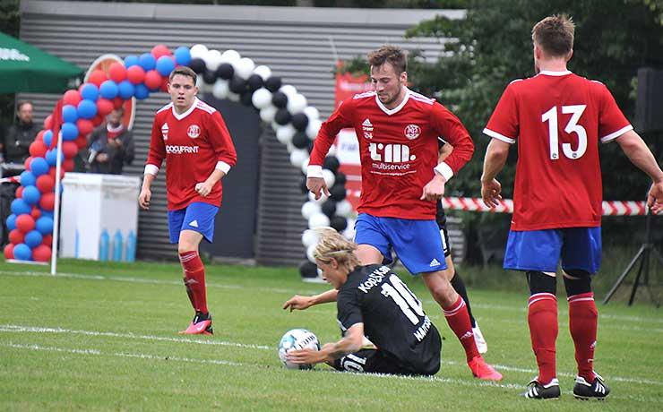 Folkefest i Frejlev da Silkeborg IF gæstede til pokalfodbold