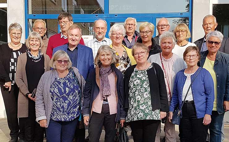 Realklasse fra Nibe mødtes 50 år efter