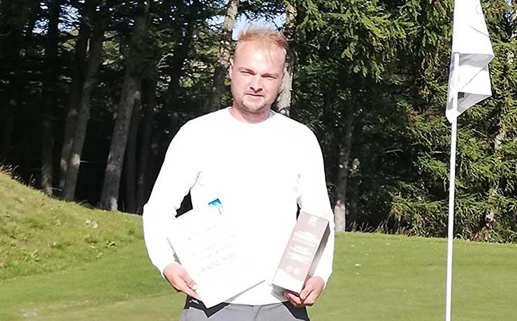 Endnu en hole-in-one hos Sebber Kloster Golfklub