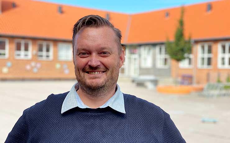Preben Krogsgaard – ny skoleleder i Sebber