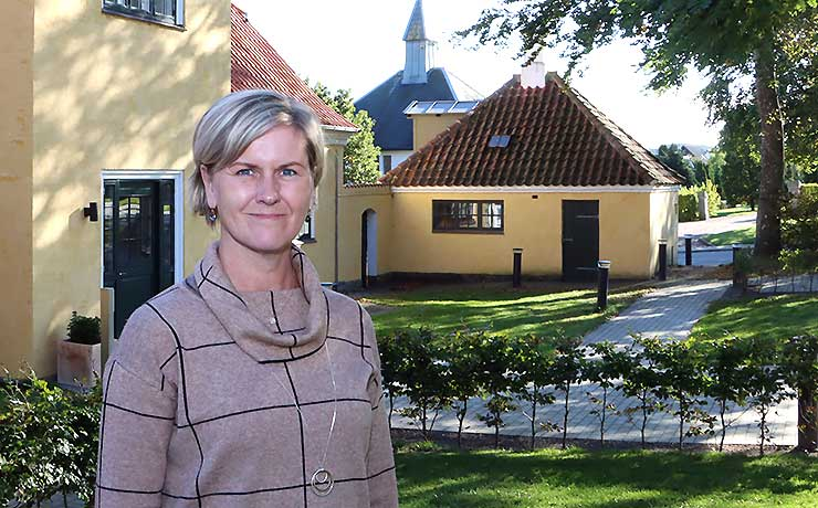 Sognepræst og provst Gerda Jessen fratræder – nyt job venter 1. november