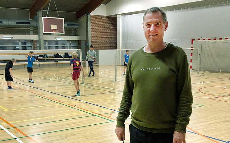 Badminton legende på besøg i Nibe