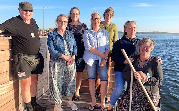 Fjordbad: Ros til bestyrelsetrods-corona nedlukning